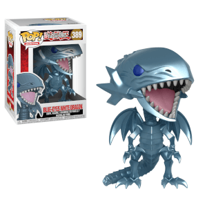 Yu-Gi-Oh! Blue Eyes White Dragon Funko Pop! Figuur