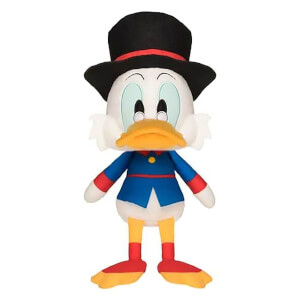 Disney Afternoon Cartoons Scrooge McDuck Plush