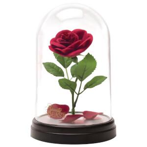 Die Schöne und das Biest Verzaubertes Rosen-Licht