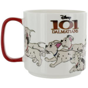 101 Dalmations Tasse mit Thermoeffekt