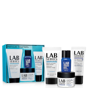 Lab Series Skincare for Men Fatigue Fighters to Go Set (Worth $70.00)