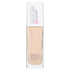 Maybelline Superstay 24H Liquid Foundation (Various Shades)