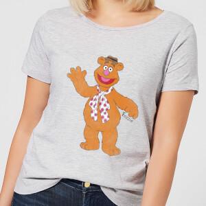 T-Shirt Femme Fozzie Muppets Disney - Gris