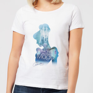 Disney Assepoester Magic Dames T-shirt - Wit