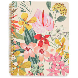 Ban.do Rough Draft Mini Notebook - Paradiso
