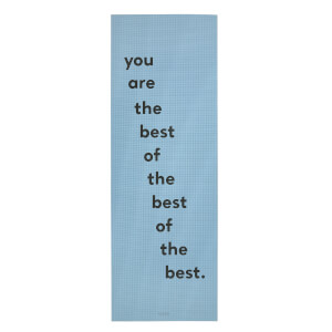 Ban.do Work It Out Exercise Mat - Compliments (Best Of The Best)