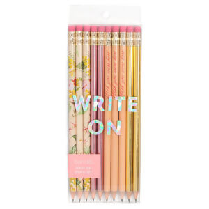 Ban.do Write On Pencil Set - Paradiso Greetings