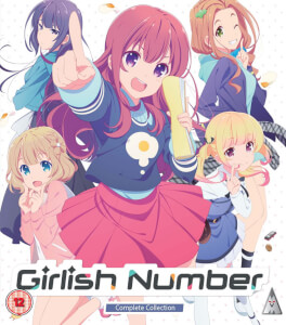 Girlish Number Collection
