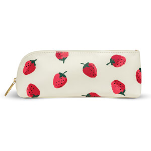 Kate Spade Pencil Case and Stationery - Strawberries