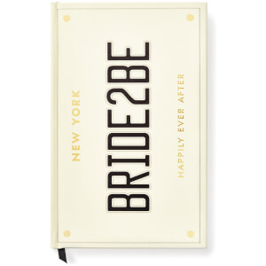 Kate Spade Bride2Be Notebook