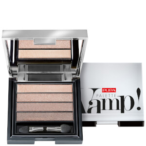 PUPA Vamp 4-Eyeshadow Palette - Absolutely Nude 4 g