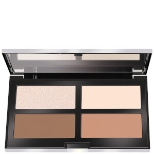 PUPA Contouring and Strobing Ready 4 Selfie Powder Palette - Light Skin 17,5 g