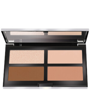 PUPA Contouring and Strobing Ready 4 Selfie Powder Palette - Medium Skin 17,5 g