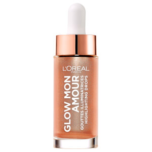 L'Oréal Paris Glow Mon Amour Liquid Highlighting Drops - Bellini 15ml