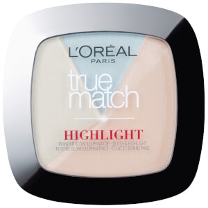 L'Oréal Paris True Match Powder Glow Illuminating Highlighter - Icy Glow 9 g