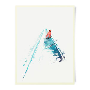 Robert Farkas From Nowhere To Nowhere Art Print