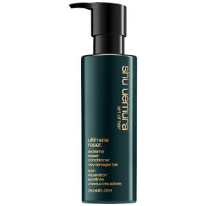 Condicionador Ultimate Reset da Shu Uemura Art of Hair 250 ml