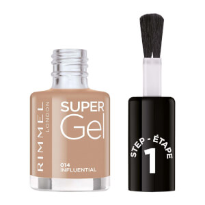 Rimmel 60 Seconds Super Shine Nail Polish 8 ml (verschiedene Farbtöne)