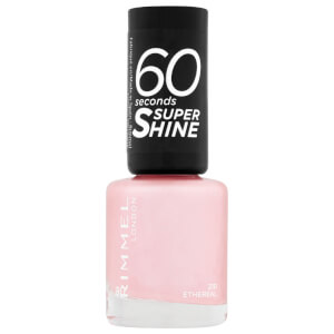 Esmalte de uñas 60 Seconds Super Shine de Rimmel 8 ml (varios tonos)
