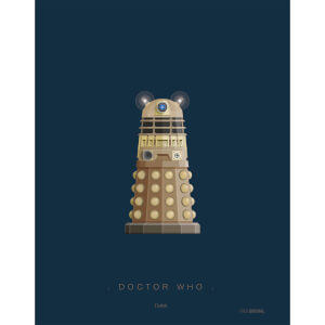 Doctor Who Print