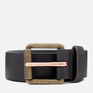 Superdry Men's Western Classic Belt in a Tin - Black