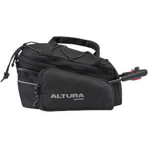 Altura Arran 2 7L Expanding Post Pack - Black