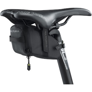 Altura NV Road Saddle Bag - Black - Small