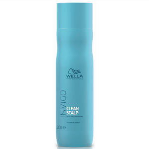 Шампунь против перхоти с пиритионом цинка Wella Professionals INVIGO Balance Clean Scalp Shampoo 250 мл