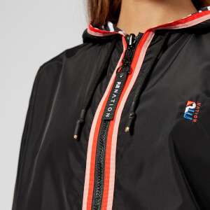 P.E Nation Women's The Steeple Chase Jacket - Black/Print: Image 4