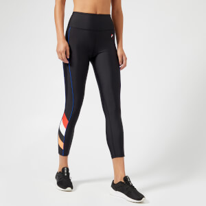 P.E Nation Women's Time Trial Leggings - Blue/Black