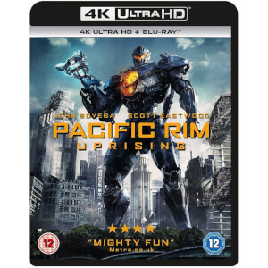 Universal Pictures Pacific Rim Uprising - 4K Ultra HD (Includes Blu-ray version)
