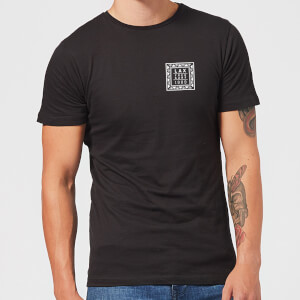 Native Shore Men's Lax Free Surf T-Shirt - Black