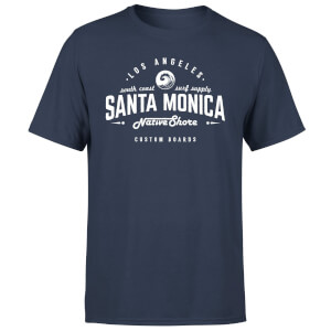 Native Shore Men's Santa Monica T-Shirt - Navy
