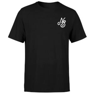 T-Shirt Homme Essential Script Native Shore - Noir