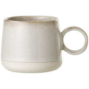 Bloomingville Carrie Stoneware Mug - Nature