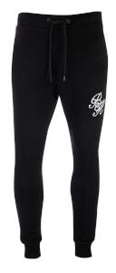 Beck & Hersey Men's Beekman Logo Sweatpants - Black