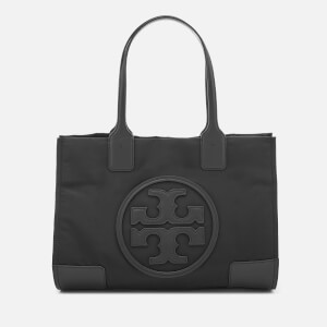 Tory Burch Women's Ella Mini Tote Bag - Black
