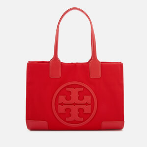 Tory Burch Women's Ella Mini Tote Bag - Poppy Orange