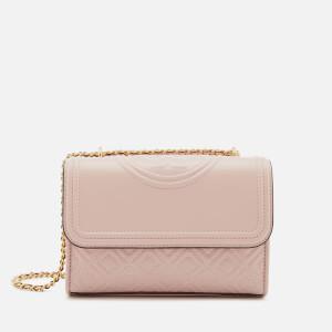 Tory Burch Women's Fleming Small Convertible Shoulder Bag - Shell Pink