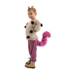 TellTails Wearable Crazy Cat Tail for Kids