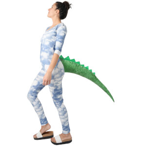 TellTails Wearable Shinosaur Tail for Adults