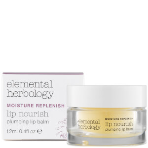 Elemental Herbology Lip Nourish Plumping Lip Balm balsam do ust