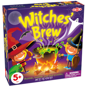 Witches' Brew Game