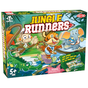 Jungle Runners Game