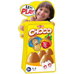 Let's Play Choco Game