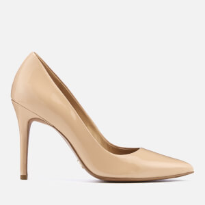 MICHAEL MICHAEL KORS Women's Claire Patent Court Shoes - Light Blush