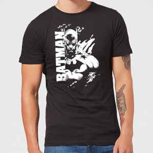 T-Shirt Homme Batman DC Comics - Urban Split - Noir