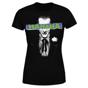 DC Comics Batman Joker The Greatest Stories Women's T-Shirt - Black