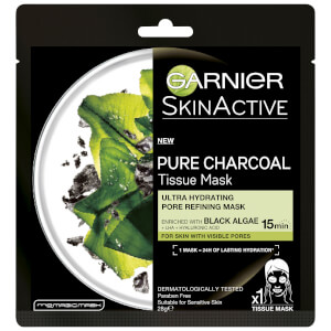 Garnier Skin Naturals Mask Hydra Bomb Black Algae