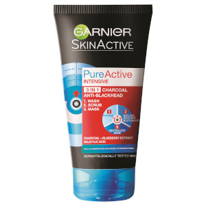 Garnier Skin Naturals Pure Active In Charcoal